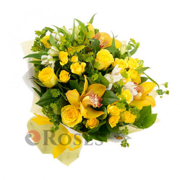 "Bouquet ""Byron"""