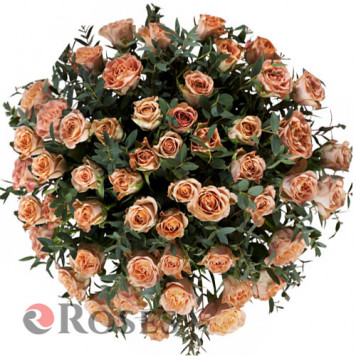 "Bouquet ""The Hill"" 51 roses"